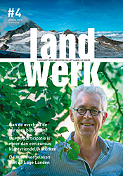 Cover landwerk nummer 4 oktober 2016