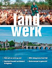 Tijdschrift Landwerk, augustus 2019