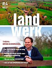 Tijdschrift Landwerk, november 2019